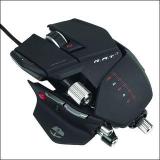 Saitek Cyborg R.A.T 7 USB schwarz (kabelgebunden)