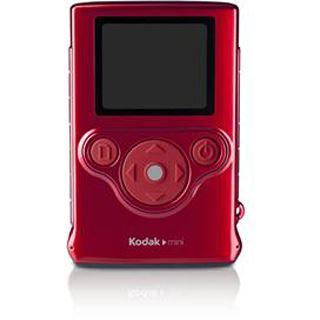 Kodak ZM1 Mini SD-Camcorder Rot