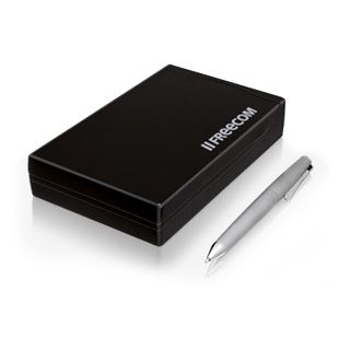 "1000GB Freecom Hard Drive Classic II 3.5"" (8.89cm) Schwarz USB2.0"