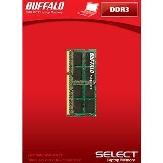 DDR3 4096MB SO-DIMM Buffalo HMT451S6MMR8C-G7N0 DDR3-1066 CL7