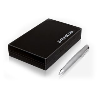 "HDE 2000GB Freecom Hard Drive Classic II 3.5"" (8.89cm) Schwarz"