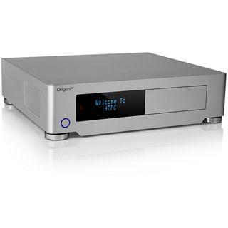 OrigenAE S10V HTPC inkl. VF310 Desktop ohne Netzteil silber