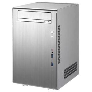 Lian Li PC-Q11A ITX Tower ohne Netzteil silber