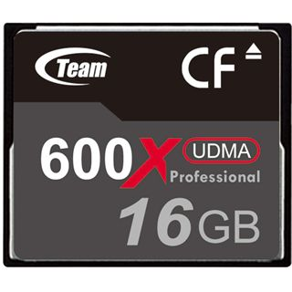 16GB TeamGroup CF Card 600X