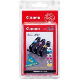 Canon Tinte CLI-526 4541B006 cyan, magenta, gelb