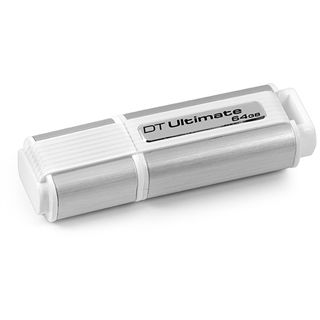 64 GB Kingston DataTraveler Ultimate 3.0 Generation 2 weiss USB 3.0