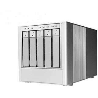 """Raidon ST6600-5S-S2 3.5"""" (8,89cm) eSATA silber"""
