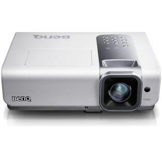 BenQ Projektor W1000+ DLP Schwarz/Weiß