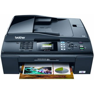 Brother MFC-J415W Multifunktion Tinten Drucker 6000x1200dpi WLan/USB2.0