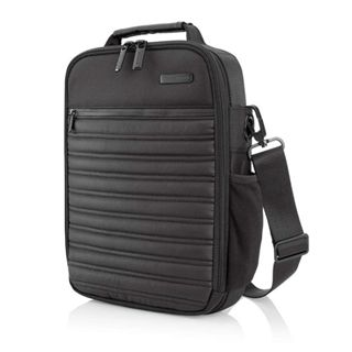 Belkin Tasche NB 12 Messenger Vertikal Pace / schwarz