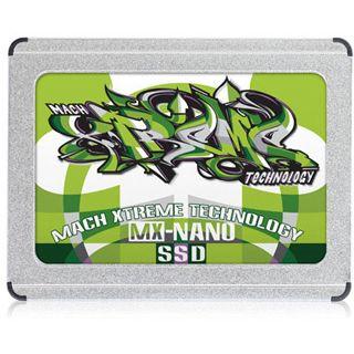 "120GB Mach Xtreme Technology MX Nano ZIF 1.8"" (4.6cm) ZIF MLC asynchron (MXSSD1MNANOZ-120G)"