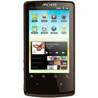 8GB Archos 3.2 Internet Tablet 9,65cm (3.8) Touchscreen Android
