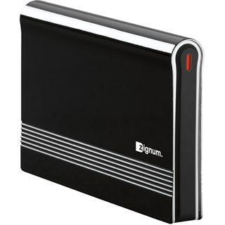 "ZIGNUM Zignum MobileStorage 2,5"" USB 2.0 to S-ATA"