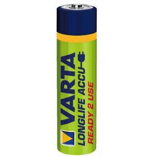 Varta Power Akku AAA / Micro Nickel-Metall-Hydrid 800 mAh 1er Pack