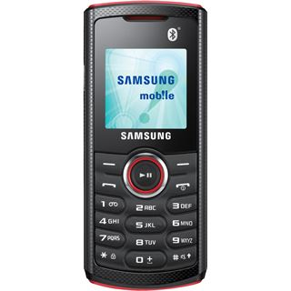 Samsung E2121 candy red