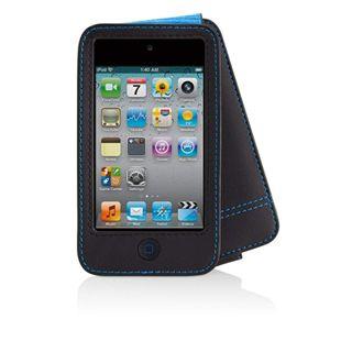 Belkin MP3 Player Zub iPod Touch 4G Leder Folio Verve sw-bla