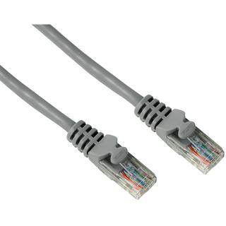 (€1,30*/1m) 3.00m Good Connections Cat. 5e Patchkabel UTP RJ45 Stecker auf RJ45 Stecker Grau