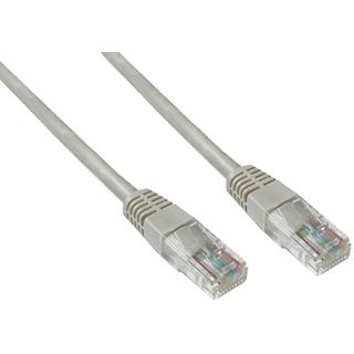 7.00m Good Connections Cat. 5e Patchkabel UTP RJ45 Stecker auf RJ45 Stecker Grau