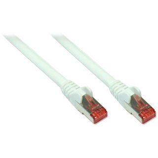 (€4,90*/1m) 1.00m Good Connections Cat. 6a Patchkabel S/FTP PiMF