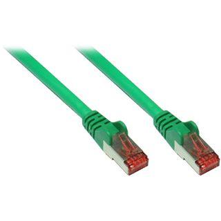 0.25m Good Connections Cat. 6a Patchkabel S/FTP PiMF RJ45 Stecker auf
