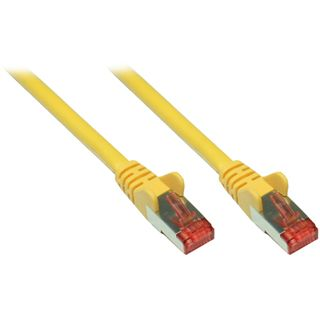 (€0,86*/1m) 15.00m Good Connections Cat. 6a Patchkabel S/FTP