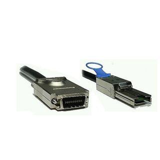 10.00m Good Connections SAS 3Gb/s Anschlusskabel SFF-8088 Stecker auf