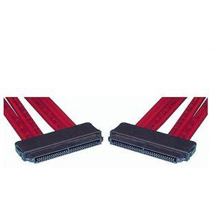 1.00m Good Connections SAS 3Gb/s Anschlusskabel SFF-8484 Stecker auf SFF-8484 Stecker Rot