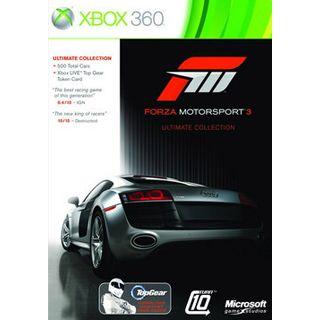 Forza Microsoft 3 Ultimate Sammlung (XBox360)