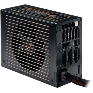 650 Watt be quiet! Dark Power Pro P9 Modular 80+ Gold