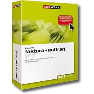 Lexware UPG faktura+auftrag 2011 D