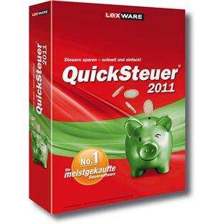 Lexware QuickSteuer 2011 D