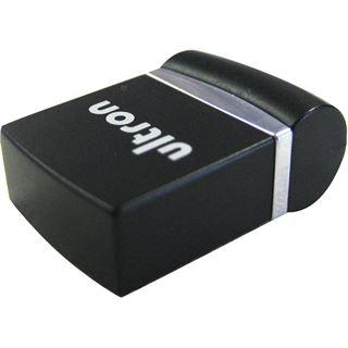 8 GB Ultron Nano schwarz USB 2.0