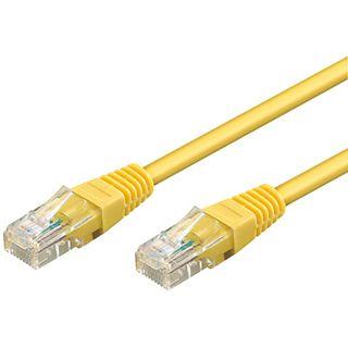 7.00m Good Connections Cat. 6 Patchkabel UTP RJ45 Stecker auf RJ45 Stecker Gelb