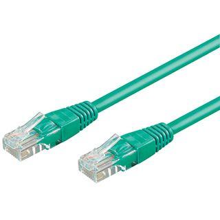 20.00m Good Connections Cat. 6 Patchkabel UTP RJ45 Stecker auf RJ45 Stecker Grün