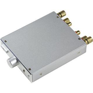 """Scythe Kama Bay AMP mini silber Verstärker für 3,5"""""""