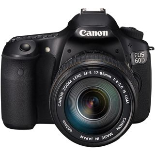 Canon EOS 60D Kit inklusive EF-S 17-85 mm f/4.0-5.6 IS USM