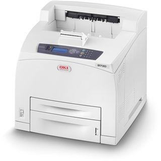 OKI B730DN S/W Laser Drucken LAN/Parallel/USB 2.0
