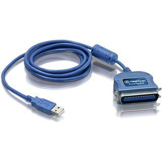 TrendNet USB zu PARALLEL 1284 Konverter