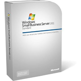 Microsoft Windows Small Business Server 2011 Standard 64 Bit Deutsch