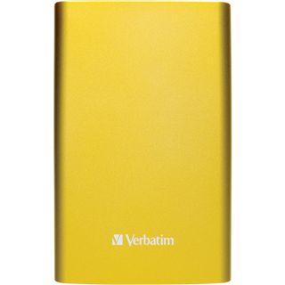 "1000GB Verbatim Store and Go Portable 53037 2.5"" (6.4cm) USB 3.0 violett"