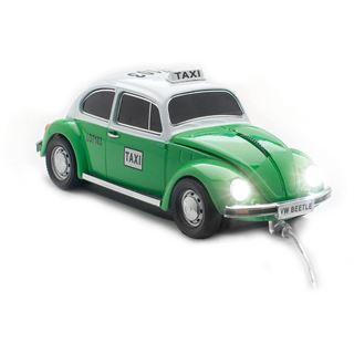sunny Trade Car-Mouse VW Beetle Mexico Taxi Oldtimer USB gruen (kabelgebunden)