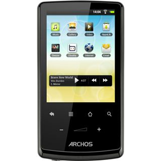 4GB Archos 2.8 Internet Tablet 4GB 7,11cm (2,8) Android Wifi
