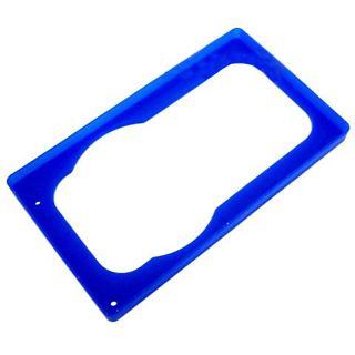 Noiseblocker Frameslics für Netzteile, Farbe Blau