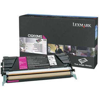 Lexmark C530 Tonerkartusche magenta 1.500 Seiten
