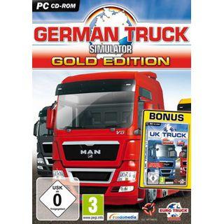 Rondomedia German Truck-Simulator: Gold-Edition (PC)
