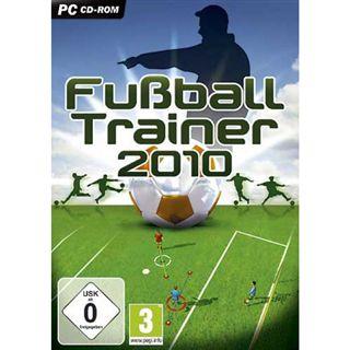 Rondomedia Fussball Trainer 2010 (PC)