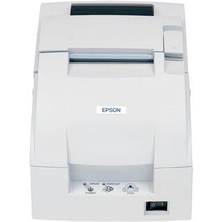 Epson TM-U220B weiß Nadeldrucker Drucken Seriell