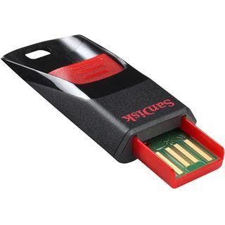 2 GB SanDisk Cruzer Edge schwarz USB 2.0