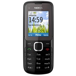 Nokia C1-01 (dark grey)
