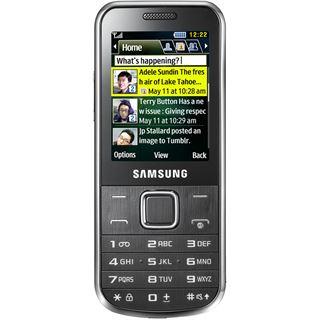 Samsung C3530 chrom-silber